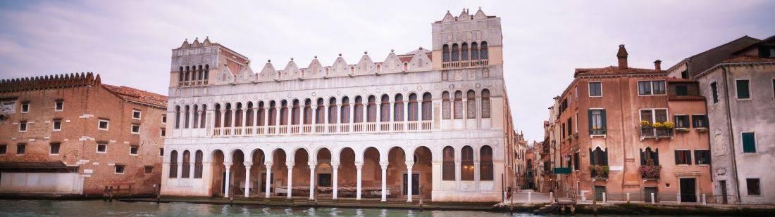 portada museo de historia natural venecia