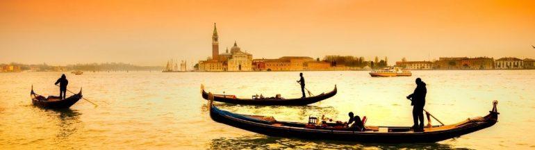 paseo en góndola por Venecia portada