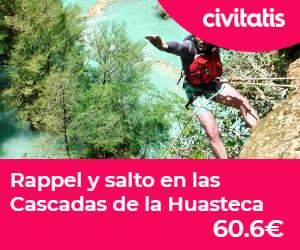 Rappel Cascadas de la Huasteca