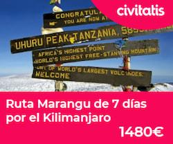 subir el Kilimanjaro