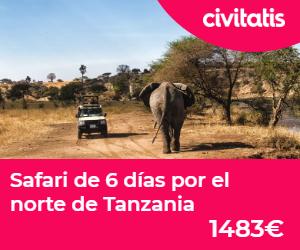 safari en tanzania 6 dias