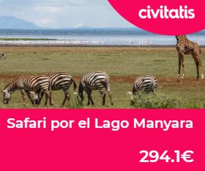safari en tanzania lago manyara