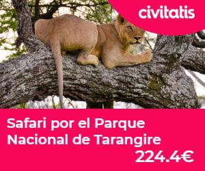 safari en tanzania parque tarangire