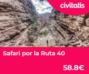 safari ruta 40