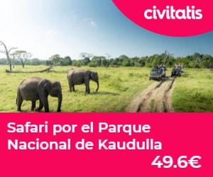 Safari Parque Nacional Jaudulla