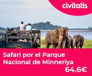 Safari Parque Nacional Minneriya