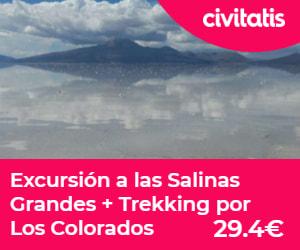 Ruta 40 - Salinas Grandes
