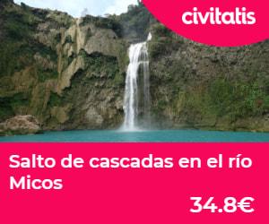 Salto de cascadas río Micos
