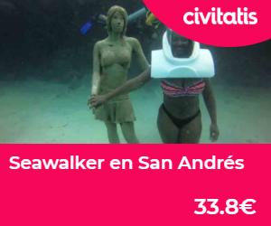 islas de colombia seawalker san andre