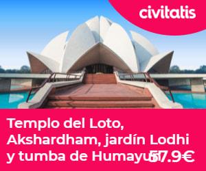 post ¿cual es la mejor epoca para viajar a la india? - templo de loto