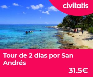 islas de colombia san andres 2 dias