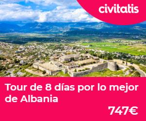 Tour 8 días por Albania