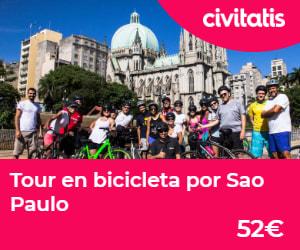 Tour en bicicleta por San Pablo