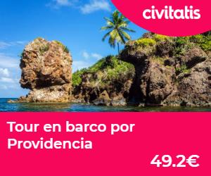 islas de colombia barco providencia