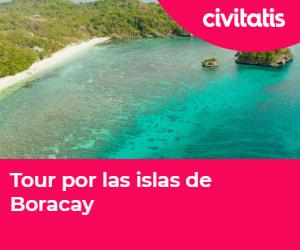 Tour por las islas de Boracay