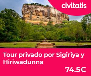 Tour privado pro Sigiriya