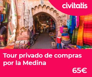 donde alojarse en marrakech  tour privado compras