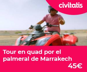 donde alojarse en marrakech  quad palmeral marrakech