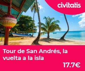 islas de colombia tour san andres
