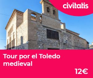 Tour Toledo medieval