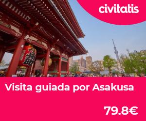 templo sensoji visita guiada Asakusa