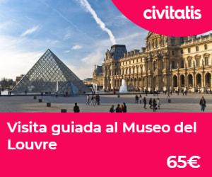 Visita guiada al Museo de Louvre