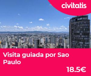 Visita guiada por Sao Paulo