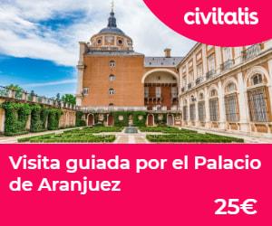 Visita guiada palacio de Aranjuez