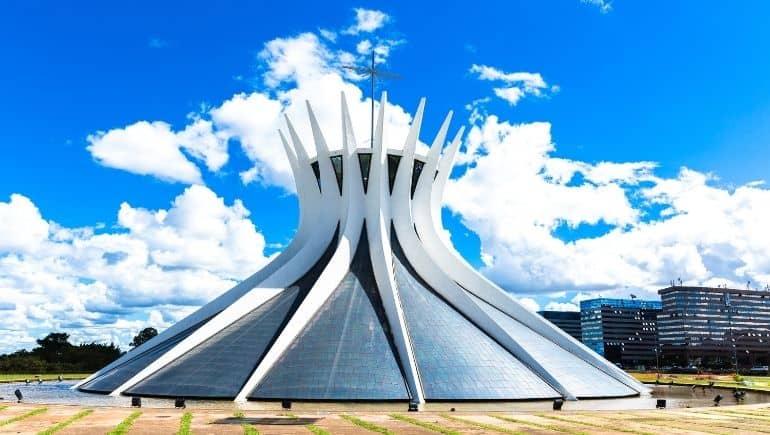 Monumentos de Brasil _ Catedral Brasilia