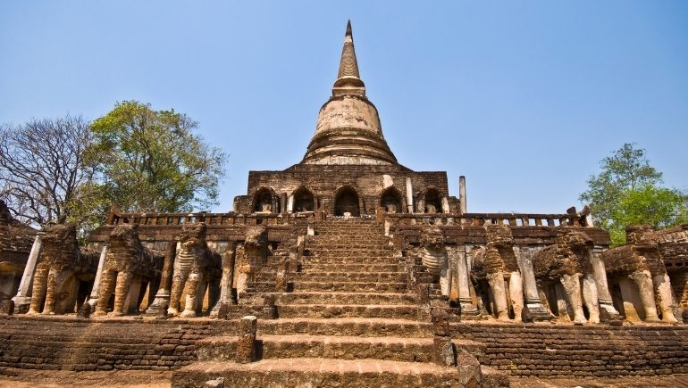 Wat Chang Kong, templos de Chiang Mai