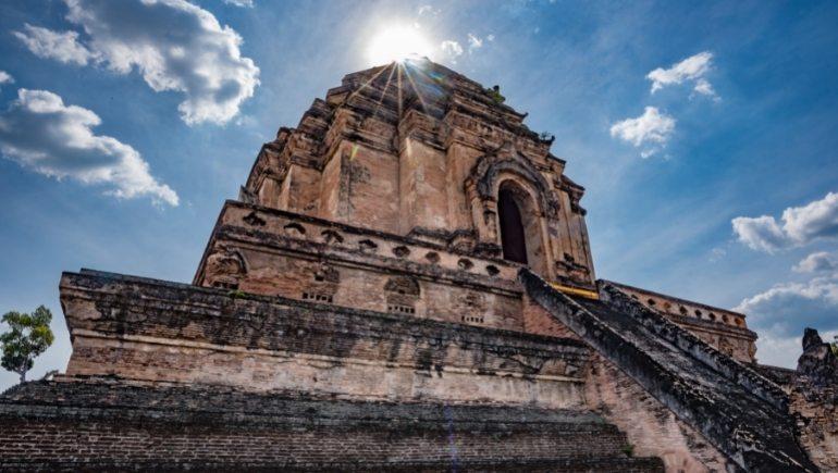 Templos de Chiang Mai: Wat Chedi Luang