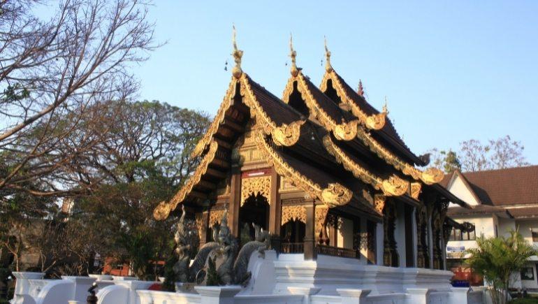 Templos de Chiang Mai: Wat Jet Yod