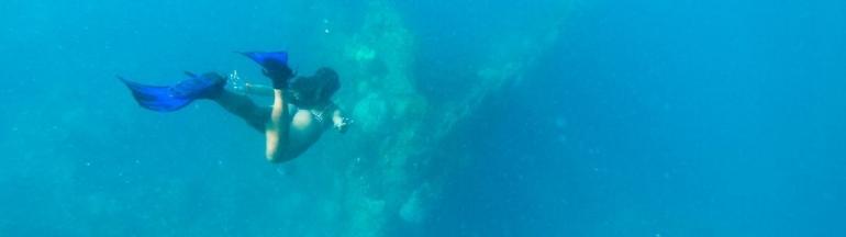 Buceo en Bohol | Filipinas | Portada