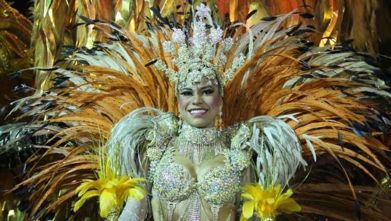 carnaval de rio de janeiro - reina