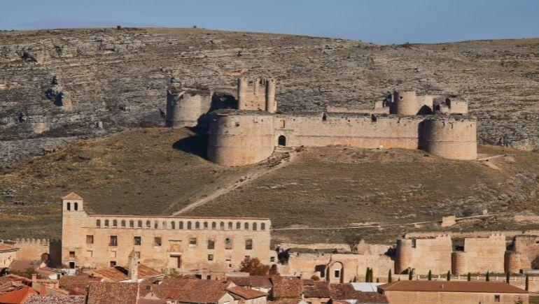 Castillo de Berlanga de Duero | Castillos de Soria