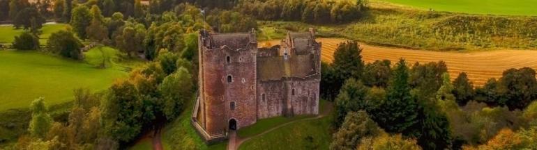 Castillo de Doune | Escocia | Portada
