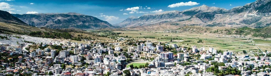Ciudades de Albania | Portada
