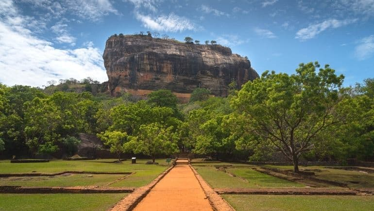 Fortaleza de Sigiriya