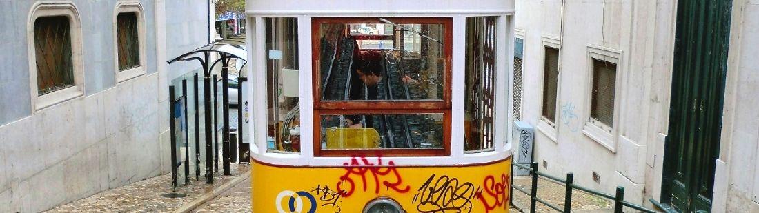Funicular de Lisboa | Portada