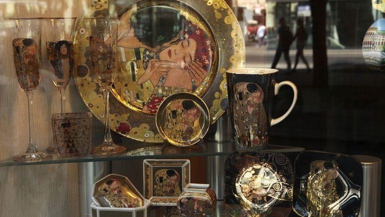 Qué comprar en Viena: Piezas inspiradas en Klimt