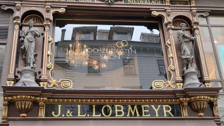 Qué comprar en Viena: Cristalería de Lobmeyr