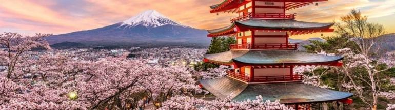 ¿Cuáles son los mejores destinos para pasar una luna de miel en Japón?