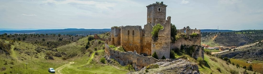 Castillos de Soria | España | Portada