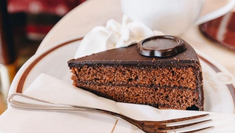 Qué comprar en Viena: tarta Sacher