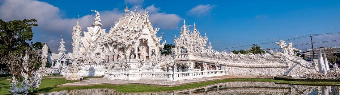 Templo Blanco de Tailandia | Portada