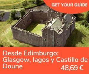 Excursión al castillo de Doune