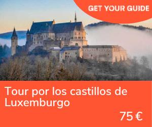Castillo de Vianden - Luxemburgo