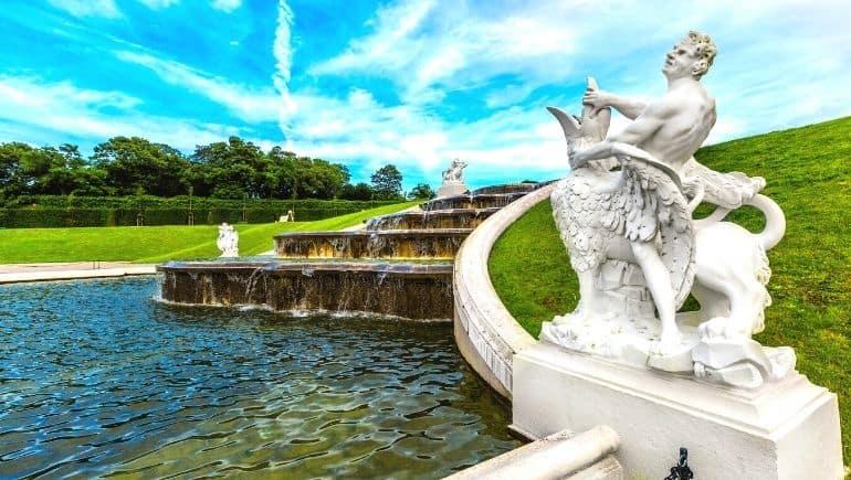 Palacio de Belvedere - Jardines