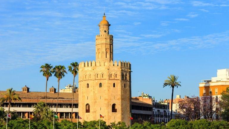 Monumentos de Sevilla - Torre de Oro