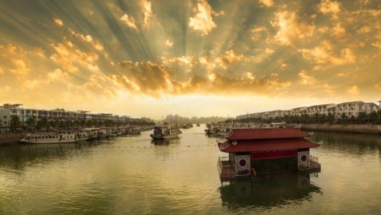 Mejores playas de Hanói - Tuan Chau